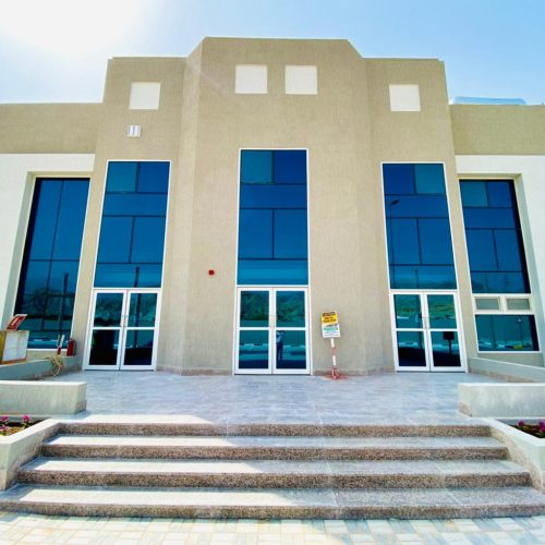 MOEI GOVERMENT PROJECT AT RAS AL KHAIMAH COMPLETED