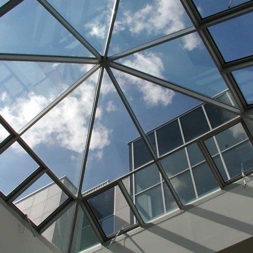 Glass Roof Glass Skylights