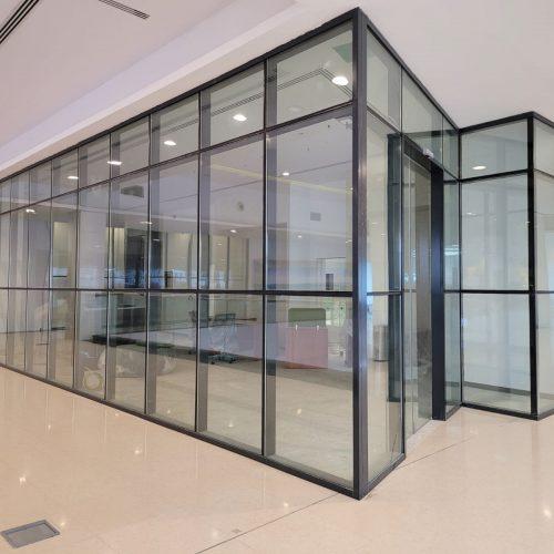 Glass Partition Contractors in Dubai