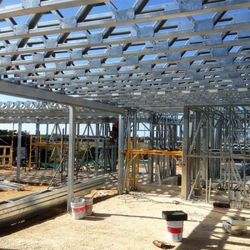 Steel Structure in UAE